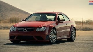 AMG Showdown - 2012 Mercedes-Benz C63 Black Series vs. 2008 CLK63 Black Series - CAR AND DRIVER