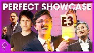 Download lagu How to make a perfect E3 press conference (or drinking game) | Unraveled