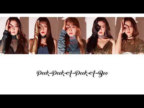 Red Velvet (레드벨벳) - Peek-A-Boo (피카부) Han | Rom | Eng