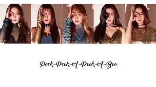 Download Lagu Red Velvet (레드벨벳) - Peek-A-Boo (피카부) Han | Rom | Eng Mp3