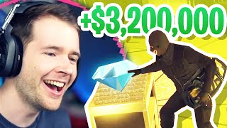 How We STOLE $3,200,000 in GTA 5..