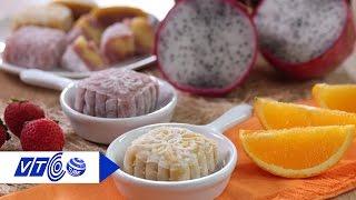 Mới mẻ và lạ miệng với bánh trung thu trái cây | VTC