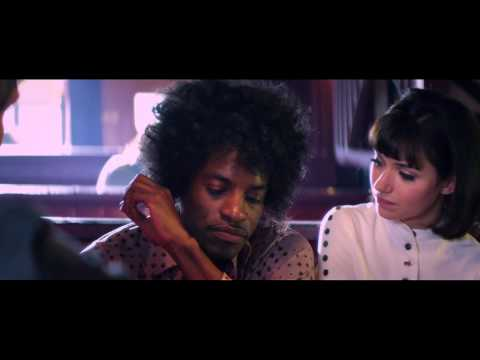 """I've gotta get you over to London"" - a clip from Jimi: All Is by My Side"