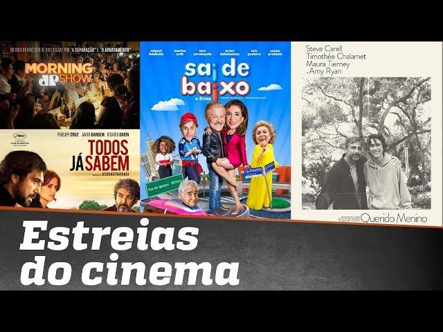 """""""Sai de Baixo - O Filme"""", """"Todos Já Sabem"""" e mais estreias da semana"""