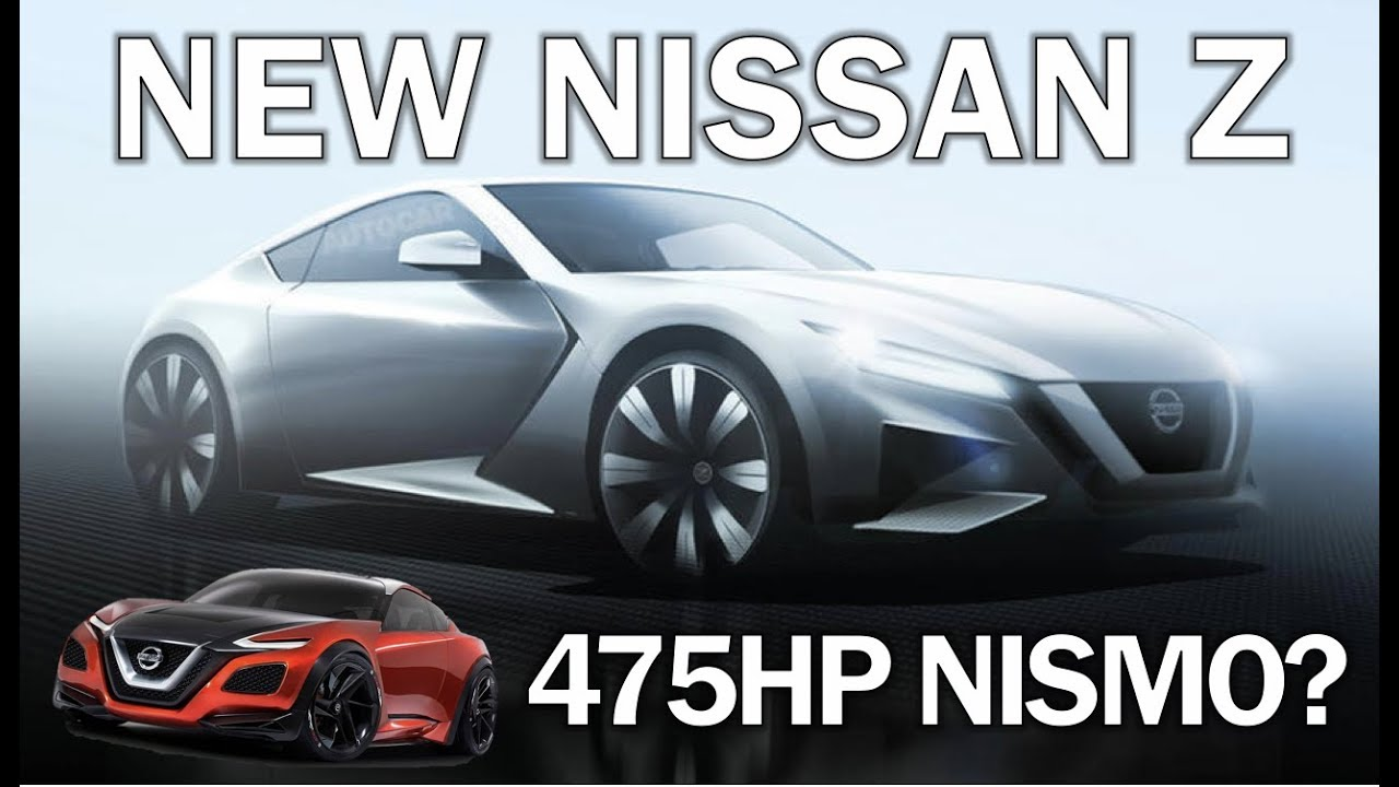 THE NEW 475 HP NISSAN 400Z!! - YouTube