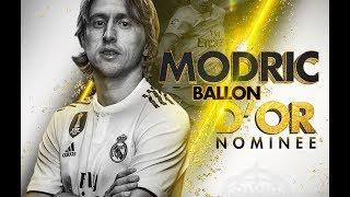 Ballon d'Or nominees 2018  |  Modric, Bale, Benzema, Courtois, Isco, Marcelo, Ramos & Varane