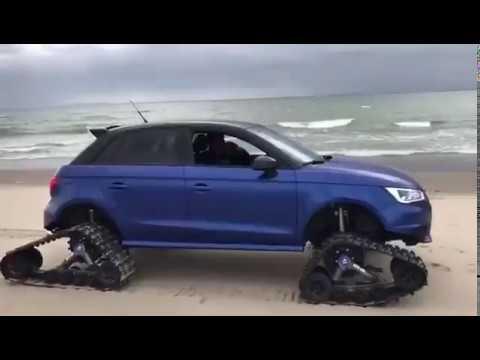 Audi S1 Tank 😂 That