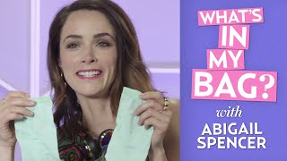 Abigail Spencer: What's In My Bag? streaming