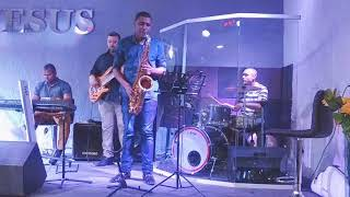 Baixar Consagração - Aline Barros instrumental /Cleiton gomes (sax), Otoniel Araújo  Rafael  jefferson