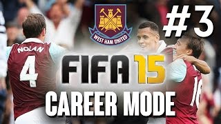 Video Fifa 15 CAREER MODE - FIRST WIN? Part 3 Gameplay Walkthrough - Let's Play Playthrough download MP3, 3GP, MP4, WEBM, AVI, FLV Desember 2017