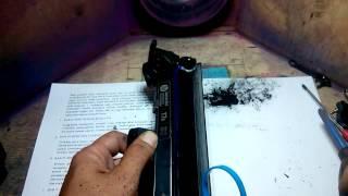 cara refil toner 17A (hp M102a , M130a , M130nw , M130fn , M130fw)