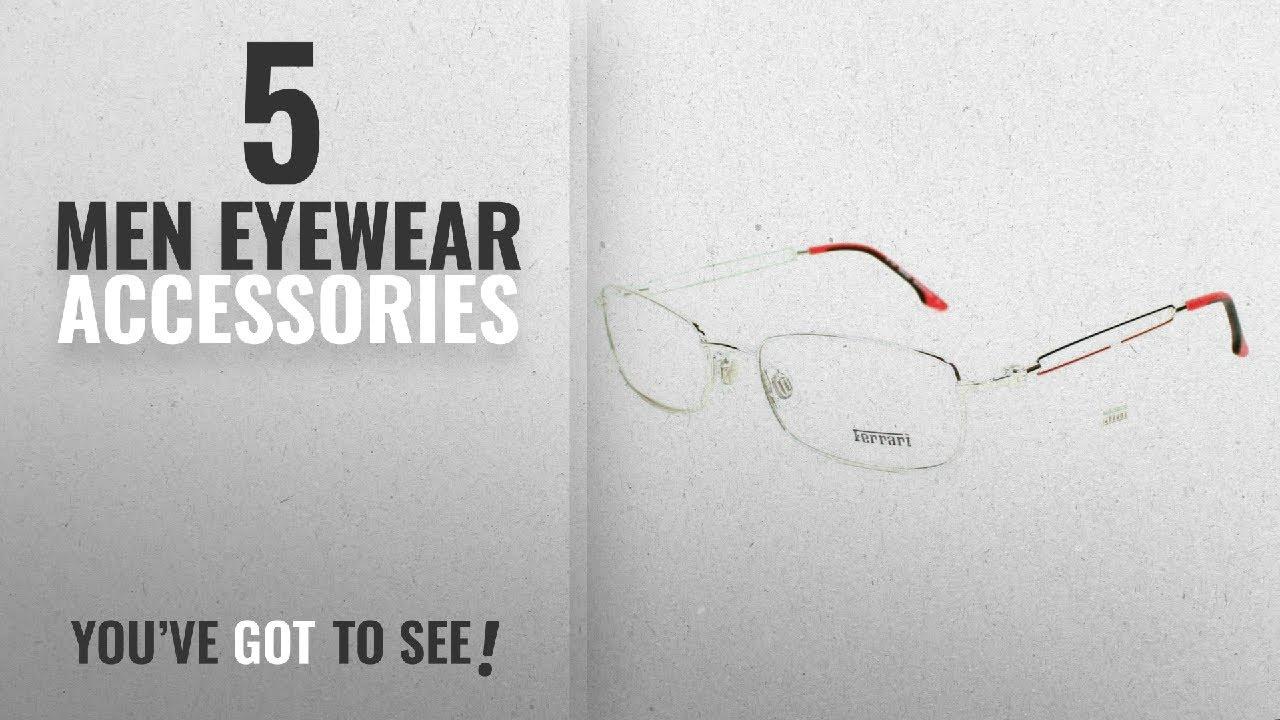 7ab93c0d72 Ferrari Eyewear Accessories   Winter 2018    Ferrari frame FR 5053 016  Metal Silver