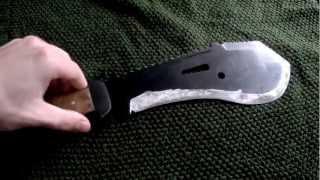 Нож  выживания Сапер(Нож для выживания Сапер от компании Саро. Партнерская программа для заработка на YouTube - YouPartnerWSP: https://youpartnerwsp...., 2012-10-02T15:16:58.000Z)