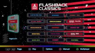 Centipede - Arcade Vs. 2600 on Atari Flashback Classics vol.1 [PS4]