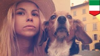 Italy murder: American woman found strangled in her apartment in Florence - TomoNews