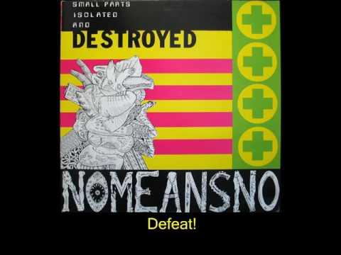 Nomeansno - Victory (With Lyrics)