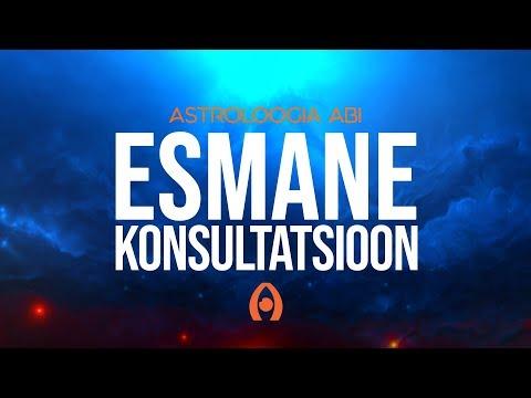 Astroloog - Esmane Konsultatsioon