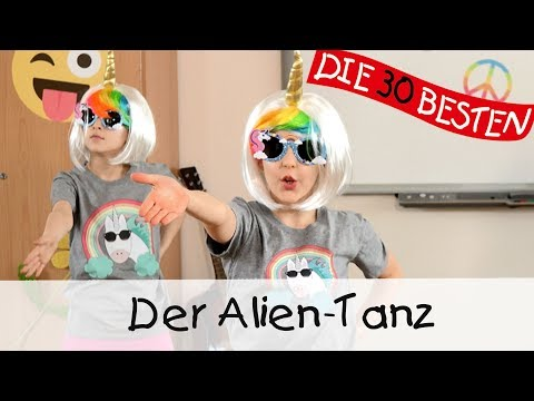 Der Alien-Tanz - UNICORN KIDS  || Kinderlieder zum Tanzen für Einhorn-Fans