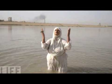 Mandaeans Of Iraq