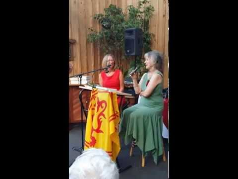 Lily Iona MacKenzie's book launch at Christina Lake 2.mp4