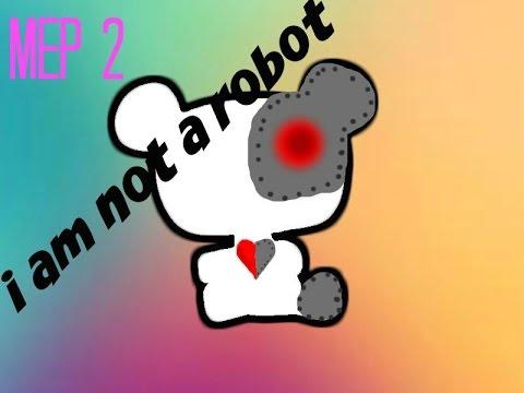 LPSi am not a robotMEP open