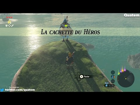 The Legend of Zelda: BotW - Guide Fossiles de baleines | Doovi