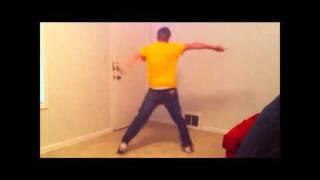 Malaysian Shuffle, Orang putih Ben Bradshaw shuffles, Melbourne shuffle, every day I'm shufflin'