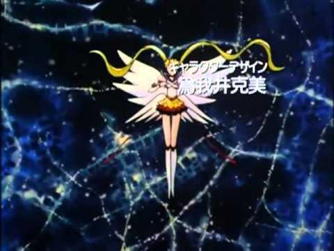Sailor Moon Stars Abertura Brasileira