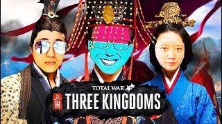 Total War: THREE KINGDOMS #END: KỶ LỤC 4 TIẾNG PHÁ ĐẢO GAME !!! Lưu Dũng thống nhất TQ !!!