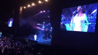 NiLÜFER - efsane - Yemin ettim (Kayahan) 29 Temmuz 2017 Marinaport İstanbul konseri Canlı
