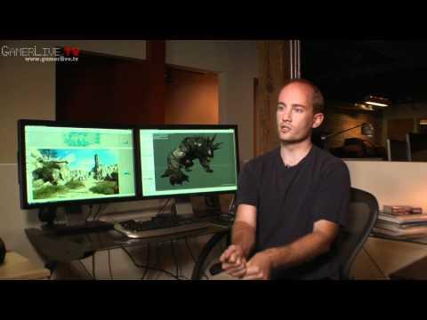 Geremy Mustard Goes Behind the Scenes of Infinity Blade II