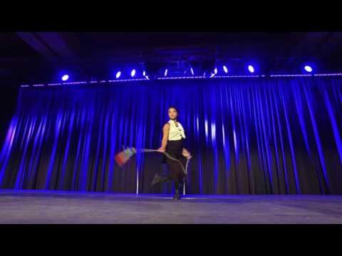 China Gold Rope Dart Performance at Thunder Valley Resort Casino