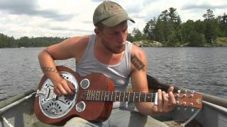 Sawmill Joe - The Way That I Am (on Lake Vermilion)