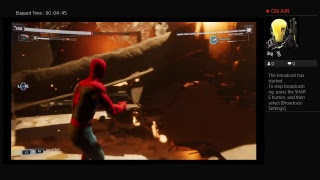 Spider Man PS4 NG+ HARDEST DIFFICULTY