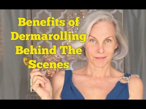 Benefits of Dermarolling Behind The Scenes
