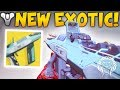 Destiny 2: NEW EXOTIC SMG GAMEPLAY! Riskrunner Arc Submachine Gun In PvE & PvP