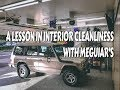 Meguiar's Helps Clean The Interior Of My Montero