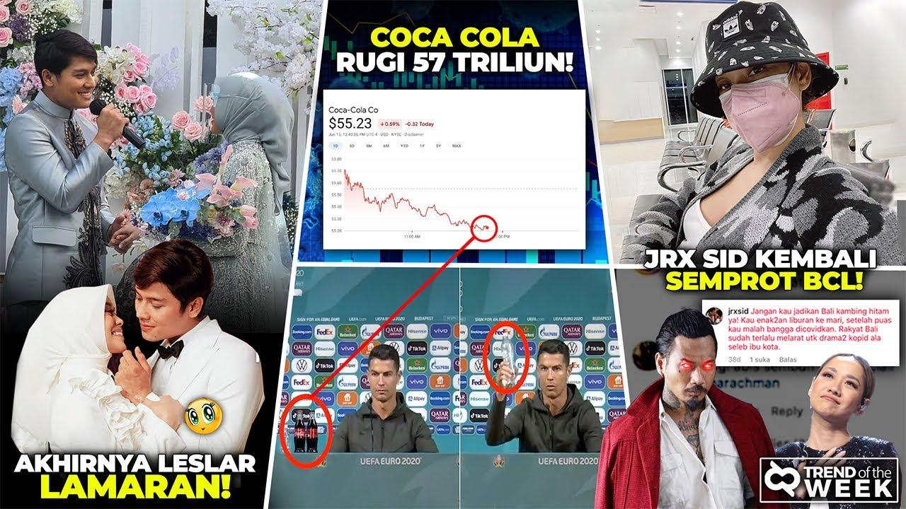 Perjalanan Leslar Menuju Halal, Deretan Efek Ronaldo Geser Coca-Cola Hingga Nyinyiran Jerinx ke BCL