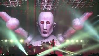 Queen + Adam Lambert, Tear it Up, live Milano 25/06/2018