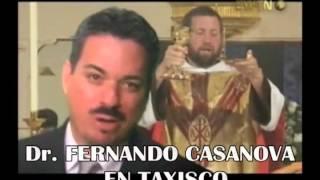 EL DOCTOR FERNANDO CASANOVA  EN TAXISCO