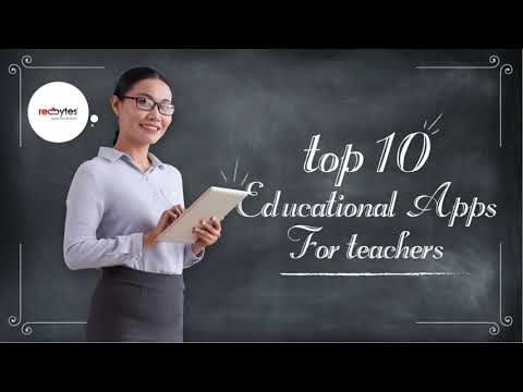 Top 10 Best Free Educational Apps For Teachers & Educators 2020