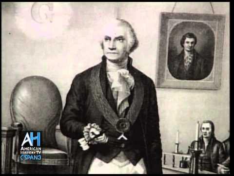 American presidents life portraits george washington youtube