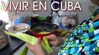 Repeat youtube video La Vida en Cuba - Casa, Comida y Carro ...