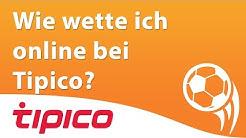 Wie wette ich online bei Tipico? (Tipico Sportwetten Erklärung)