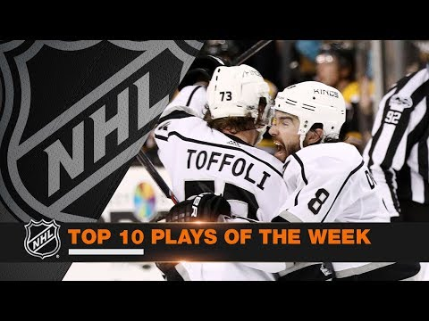 Top 10 Plays from Week 4