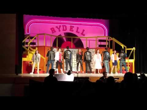 "Grease ""Grease Is The Word"" Lakeland Regional High School 3/5/2016"