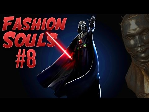 Dark Souls 3: Trying Out Your Fashion Souls #8 - HOLY SH*T IT'S DARTH VADER!