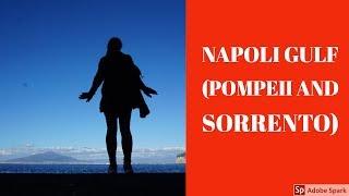 Solo Travel in the Napoli Gulf! (Pompeii and Sorrento)