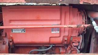 moteur deutz 4 cylindres turbo