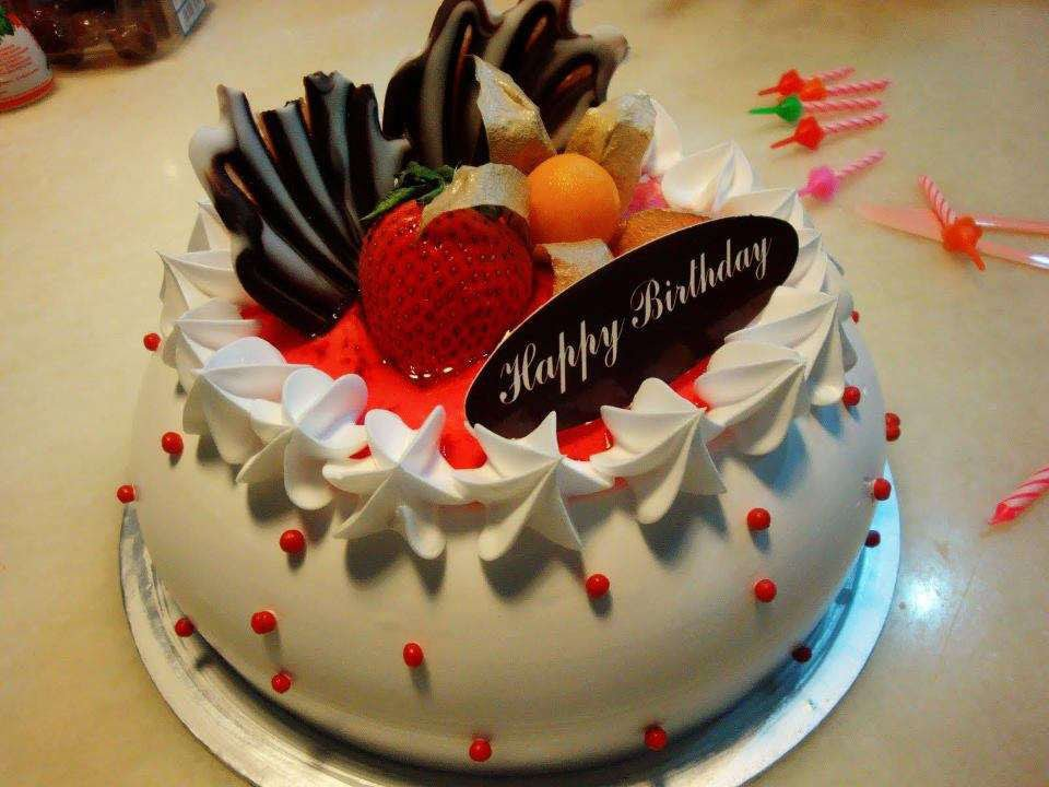 Birthday Cake Images With Name Janu : happy birthday pictures cake - YouTube